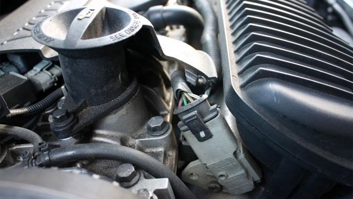 Senzor lošeg pritiska goriva